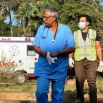 Alok, Auroville's Paramedic